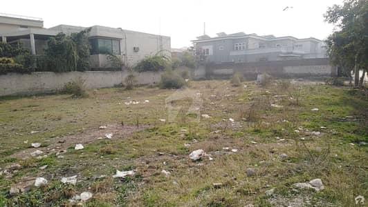 2 Kanal Plot For Sale In Hayatabad Phase 1 - E1