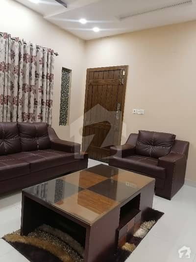 10 Marla Furnished Luxury House For Rent
