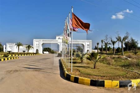 Green City Islamabad 10 Marla Plot File Available For Sale Ideal Location