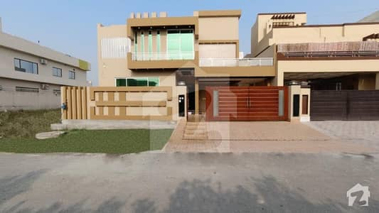 Own Your Magnificent Dream 17 Marla Home In P G E C H S Phase 2 Block E Lahore