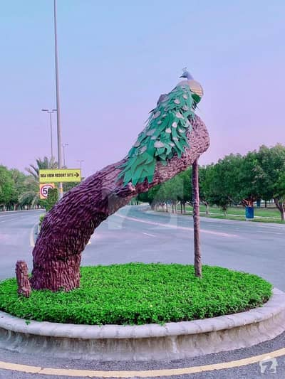 8 MARLA RESIDENTIAL POSSESSION PLOT FOR SALE IN BAHRIA ORCHARD