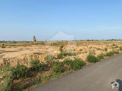 Good Location Plot of 1 Kanal is For Sale in Block F of DHA Phase 9 Prism Lahore