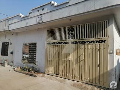 Single Storey Corner House For Sale In Asharaf Town Near Gulberg