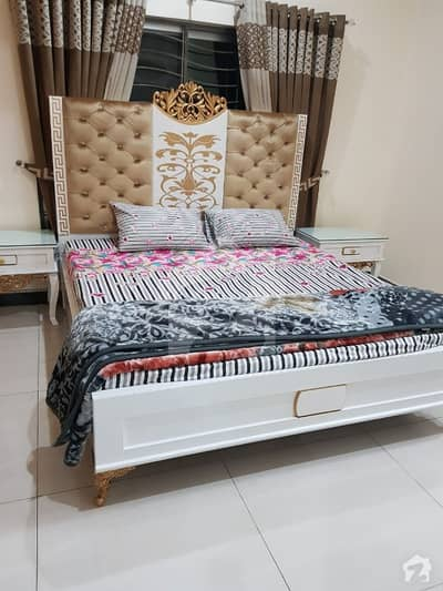 8 Marla Brand New Fully Furnished House Available For Rent In Sector D Bahria Town Lahore