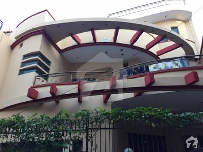 8.5 Marla Double Story House For Sale In Canal Bank Scheme
