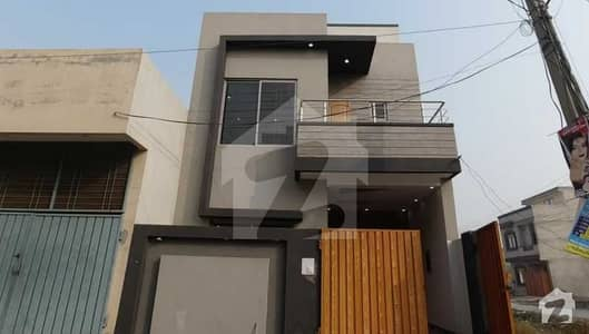 3 Marla Brand New House For Sale On Ideal Location