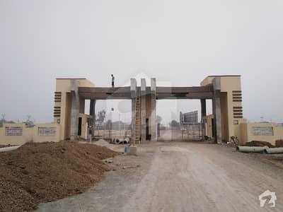 رائل سٹی فیصل آباد روڈ سرگودھا میں 6 مرلہ رہائشی پلاٹ 36 لاکھ میں برائے فروخت۔