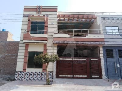 5  Marla House In City Garden Housing Scheme - Jhangi Wala Road