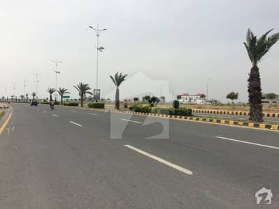 Good Location Plot Of 1 Kanal For Sale In Block T Of Dha Phase 8 Lahore