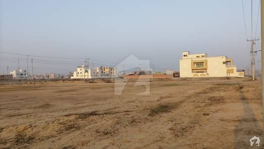 1 Kanal Plot For Sale In LDA Avenue 1 Block C
