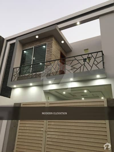 5 Marla Double Storey House With 4 Bedrooms For Sale