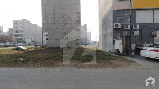 Commercial Plot For Sale In Block D EME DHA