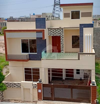 House Of 10 Marla Available In Wapda Town