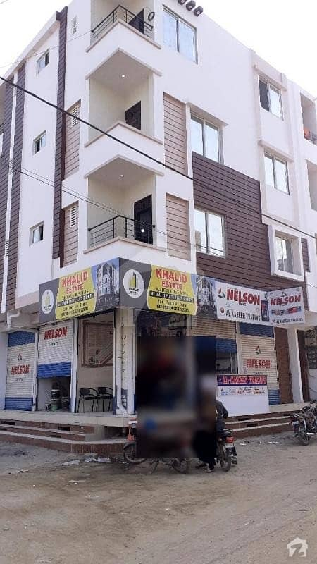 کورنگی - سیکٹر 31-جی کورنگی کراچی میں 3 مرلہ زیریں پورشن 30 لاکھ میں برائے فروخت۔