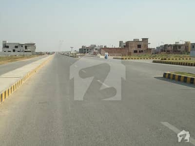 Offer Two Sided Open Plot 1051 on Superb and Hot Location