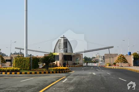 PRIME LOCATION 1KANAL RESIDENCE PLOT LOCATED IN PHASE4 BLOCK G1 VERY CLOSE RAIWIND ROAD