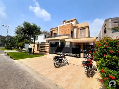 1 Kanal Brand New Luxury Stunning Bungalow For Sale In Dha Phase 6 Near Park Mosque Market
