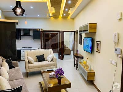 10 Marla Furnish House For Rent Nearby Market Bahria Town