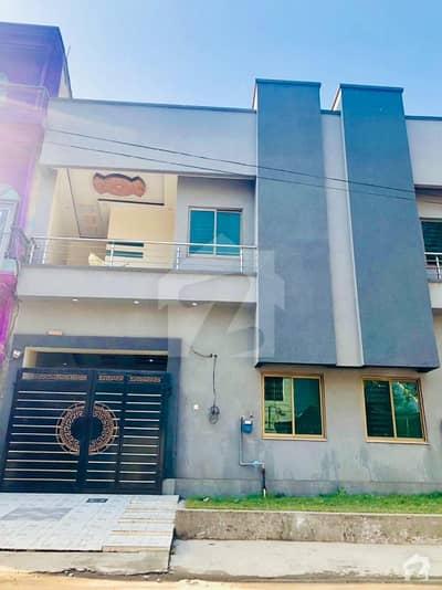 5.25 Marla Beautiful House For Sale Samnabad Lahore Pakistan