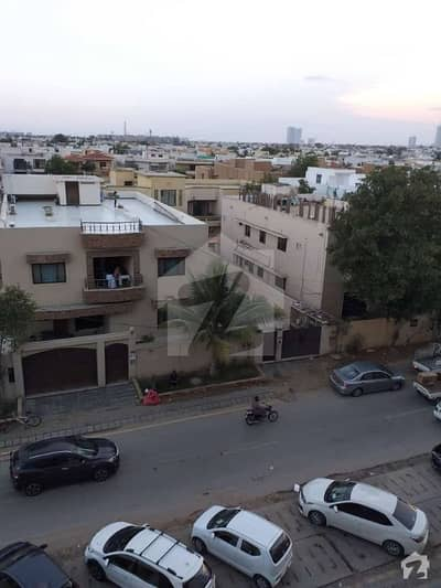 Stunning 850  Square Feet Flat In D. H. A Available