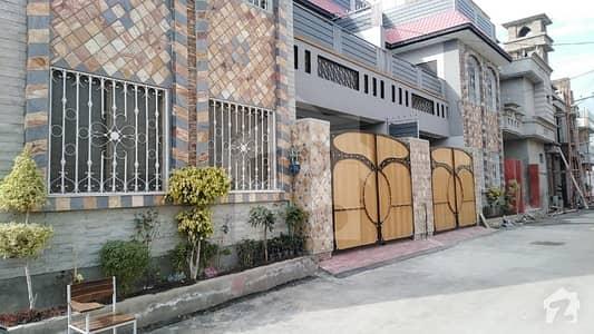 ورسک روڈ پشاور میں 6 کمروں کا 6 مرلہ مکان 1.8 کروڑ میں برائے فروخت۔