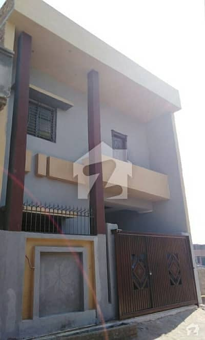 3 Marla Double Storey House For Sale In Koral Chowk Islamabad