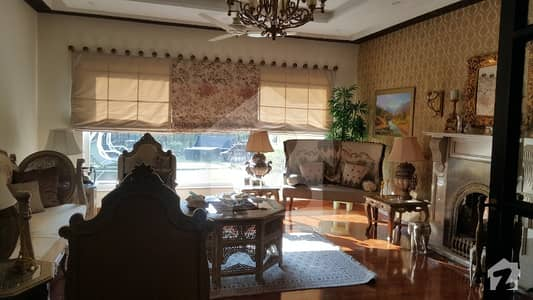 Double Storey With Basement New Fully Furnished House Is Available For Sale In F113 Islamabad