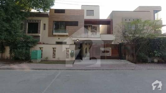 10 Marla Hot Location Beautiful Solid Build Brand New House For Sale In Jasmine Block Bahria Town Lahore
