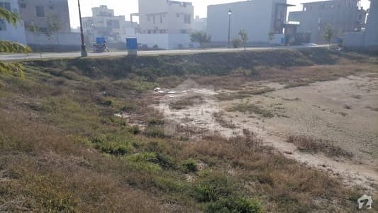 10 Marla Plot Near Ring Road Prime Location For Sale In Lake City  Sector M 2a