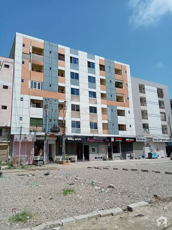 Apartment Is Available For Sale Bukhari Commercial Phase 6 Dha Karachi