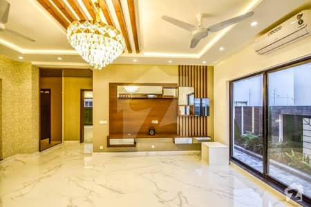 1 Kanal Brand New Out Class Design Palace In Phase 6 Dha Lahore For Sale