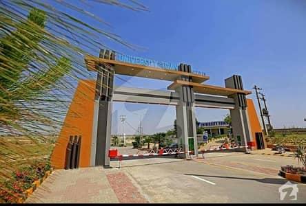 یونیورسٹی ٹاؤن ۔ بلاک ای یونیورسٹی ٹاؤن اسلام آباد میں 5 مرلہ رہائشی پلاٹ 25 لاکھ میں برائے فروخت۔