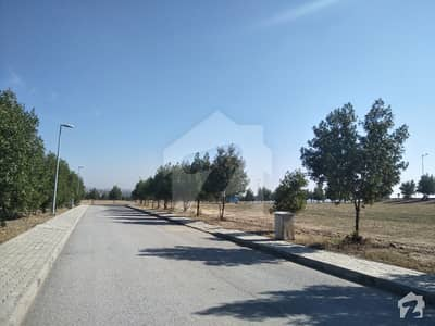 Engineers International Offers Level Corner 1 kanal Residential Plot In Sector G DHA Phase 5 Islamabad