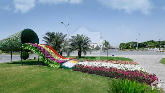 Plot For Sale In Bahria Orchard Low Cost Block D Extension Lahore