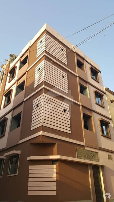 Extra Luxury Hareem Residency Flat Is Available For Sale In Sector 5a1 North Karachi