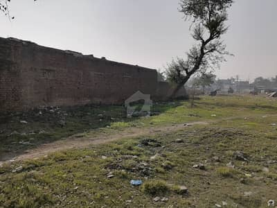 8 Kanal Commercial Land For Sale On Main Ferozepur Road Near Arfa Karim Tower