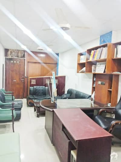 Furnished Office Available For Sale In Sector F11 Markaz Islamabad