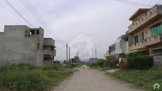 Corner 50x50 Feet Road Extra Land 5 Marla Plot