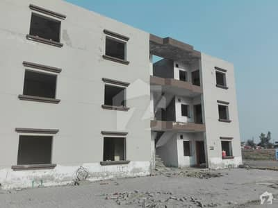 Affordable Flat For Sale In Khayaban-e-Amin