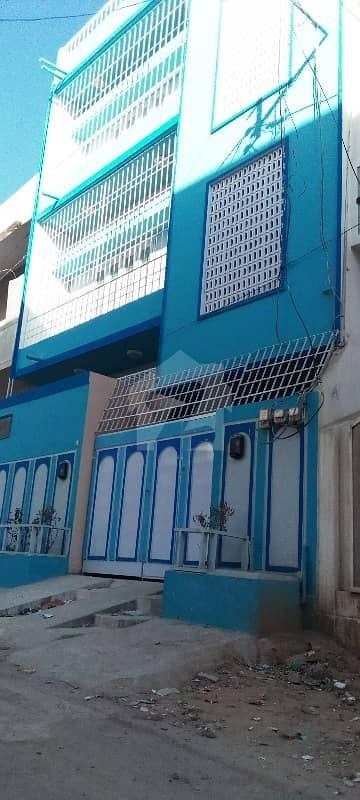 نارتھ کراچی ۔ سیکٹر 9 نارتھ کراچی کراچی میں 6 کمروں کا 5 مرلہ مکان 1.8 کروڑ میں برائے فروخت۔