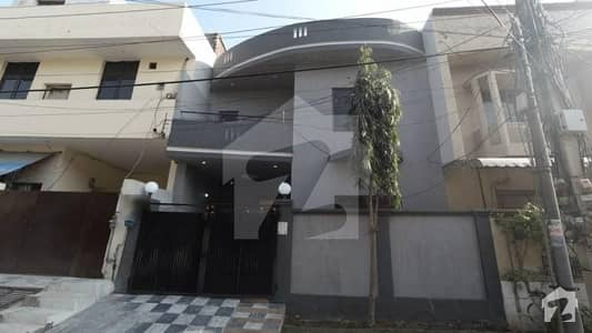 A Stunning House Is Up For Grabs In Wapda Town Wapda Town Phase 1 - Block G2