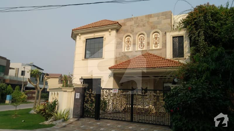 14 Marla Modern Location House Are Available For Sale In Phase 8
