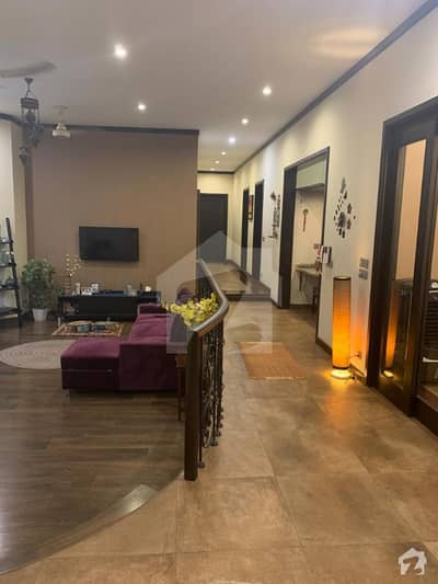 Dha Phase Viii Bungalow For Sale Proper 2 Unit  Just 5 Years Old