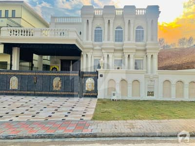 1 Kanal Brand New  Marvelous Bungalow For Sale On Primary Location