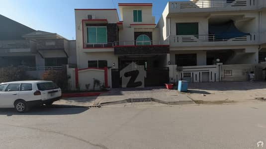 8 Marla Double Storey House For Sale In Cbr Town Phase 1 Block C Islamabad