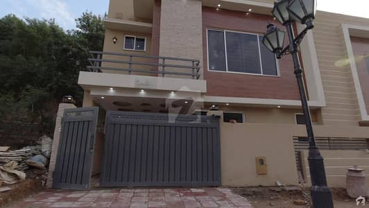 6 Marla House Is Available For Sale In Bahria Town Phase 8