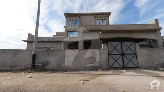 Beautifully Designed 1 Kanal House Is Available For Sale In Afnan Town Wah Cantt