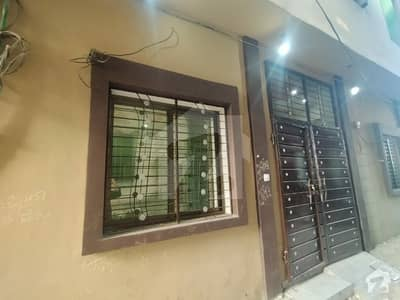 2.25 Marla Double Storey Brand New House For Urgent Sale