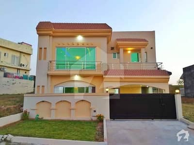 Park Face 8 Marla Brand New House For Sale Bahria Town Phase 8 Safari Valley