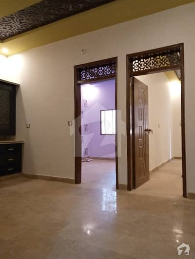 New Brand 2 Bed Lounge Portion For Sale 2nd Floor Located At Azizabad Block 2